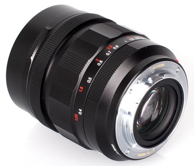Voigtlander Nokton 42 5mm F 095 Mft Lens (6)