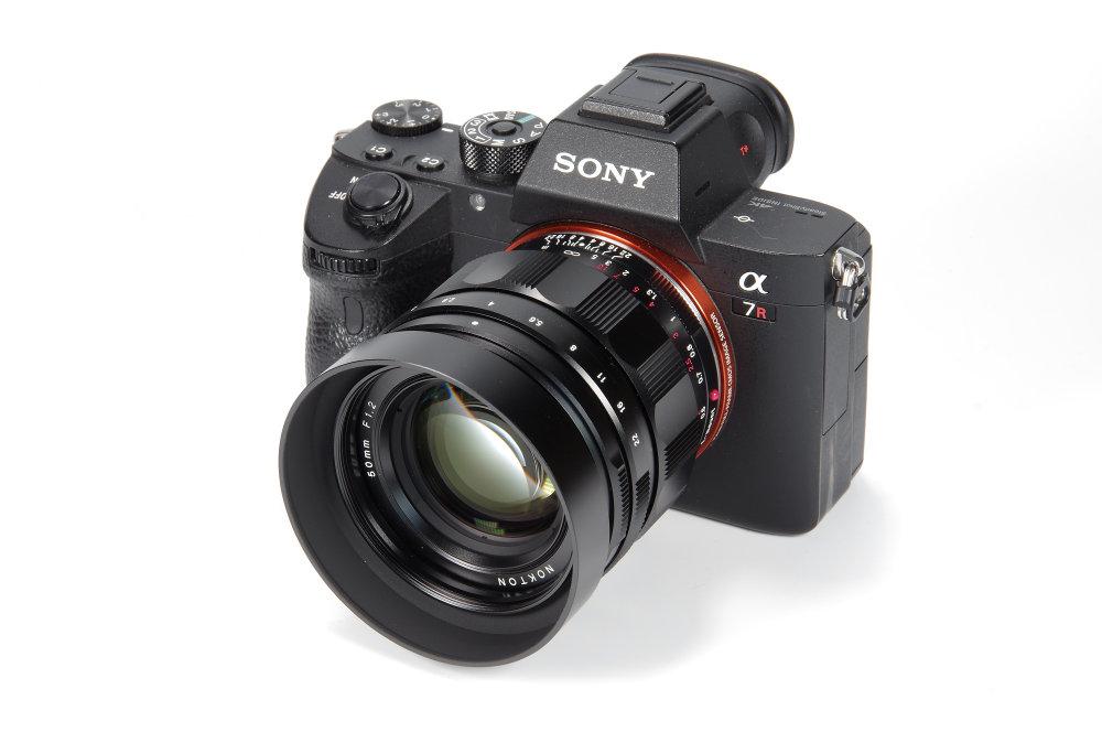 50mm f/1.2 Nokton E