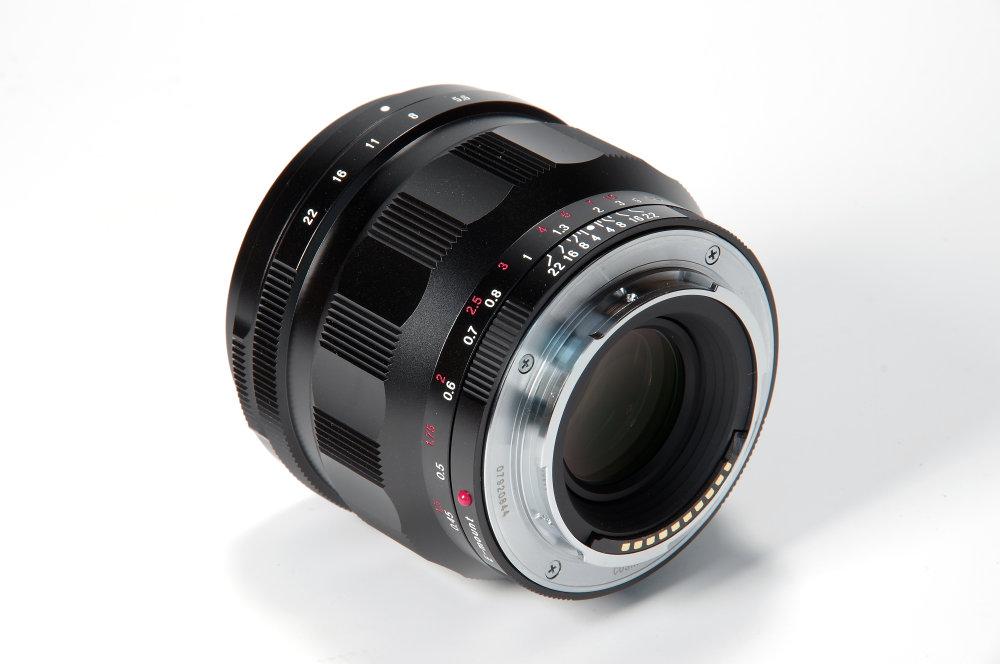Voigtlander 50mm f/1.2 Nokton E