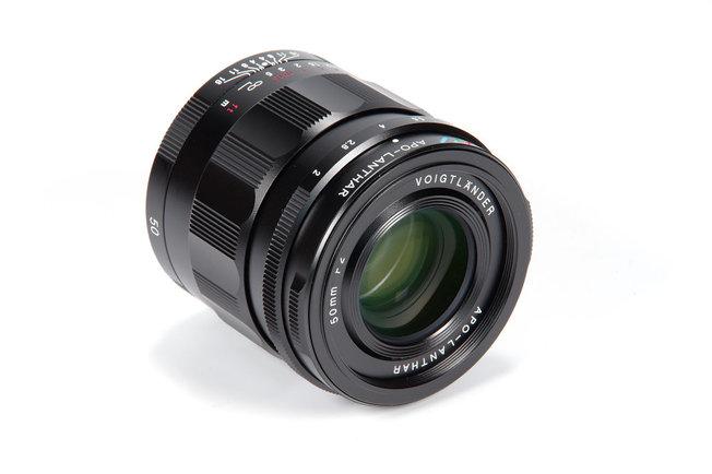 Voigtlander 50mm f/2 APO Lanthar E Review