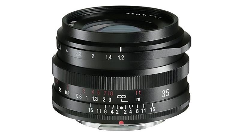 Voigtlander 35mm /f1.2 lens