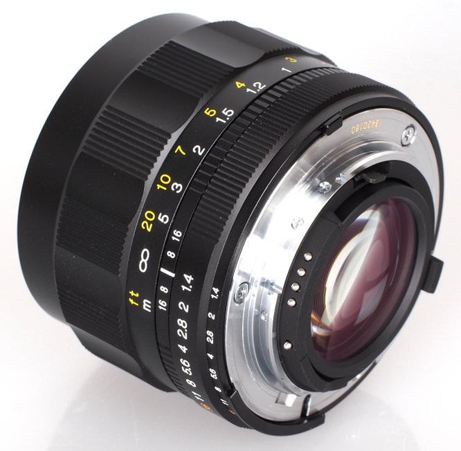 Voigtlander Nokton 58mm F1 4 SL II N (7)