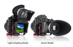 Voking VK-VF1 3x Zoom Video Viewfinder