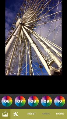 Vsco Cam Screenshot 2