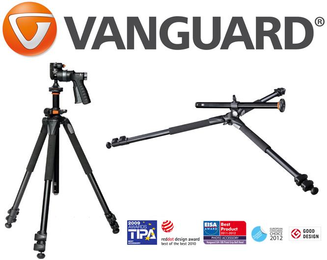 Vanguard logos
