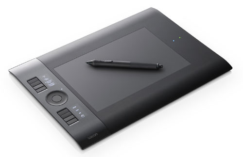 Wacom Intuos4 Wireless Pen Tablet