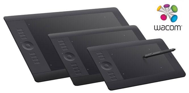Wacom Intuos5 Pen Tablet