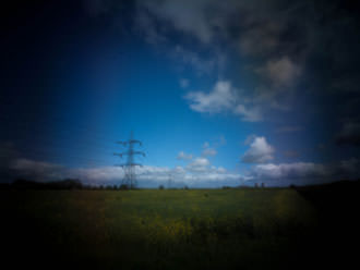 landscape with pinwide