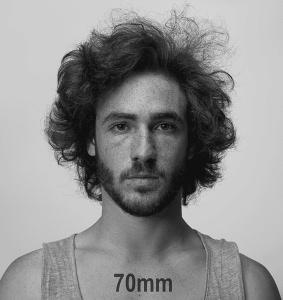 Watch How Focal Lengths Change A Portrait