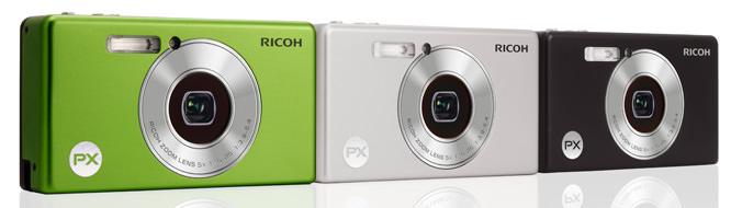 Ricoh PX Colours