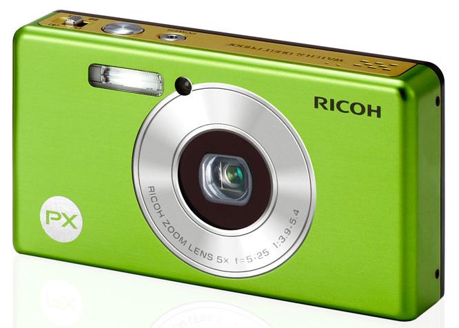 Ricoh PX Green