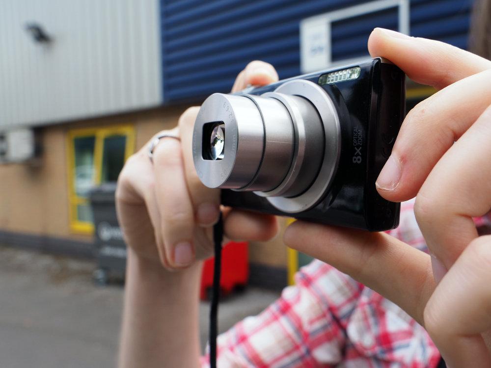 Canon IXUS 185 Digital Compact Camera