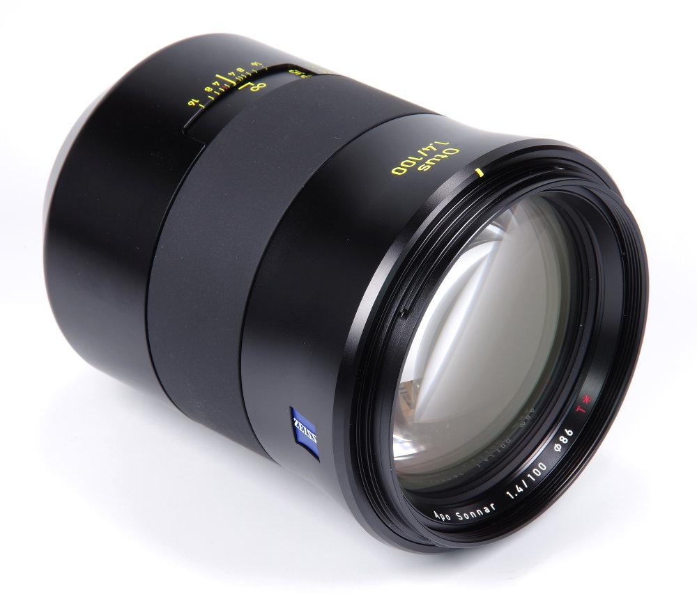 ZEISS Otus Apo-Sonnar 100mm f/1.4 T* Lens