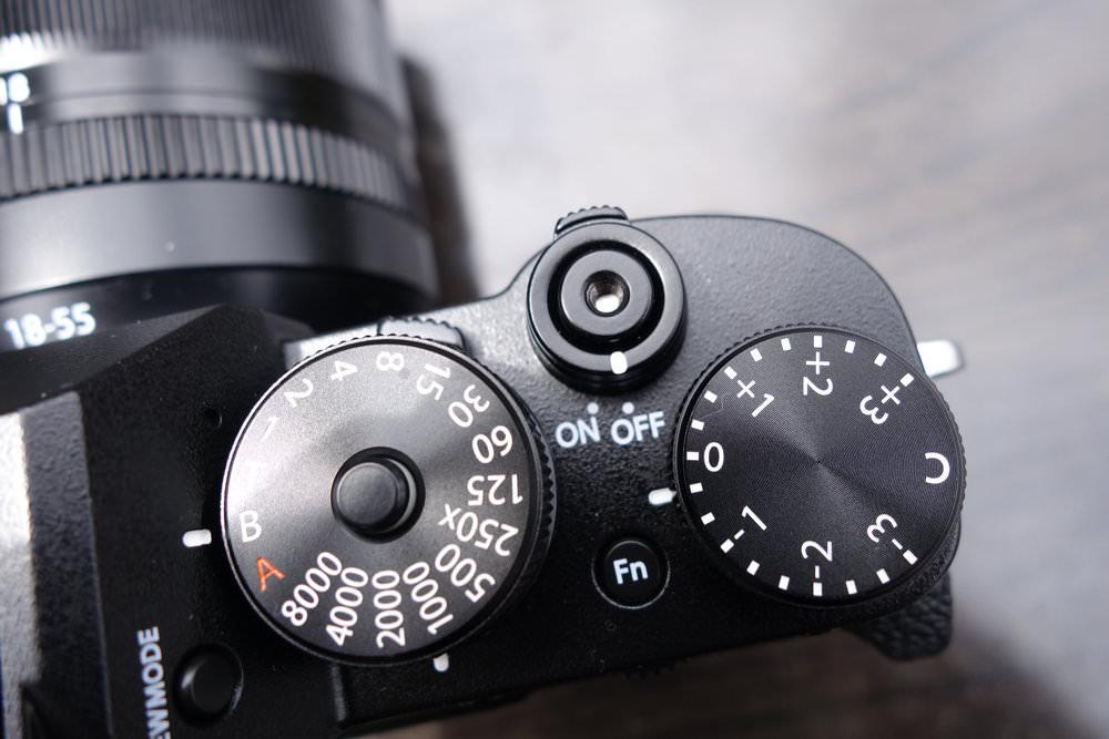 Control dials