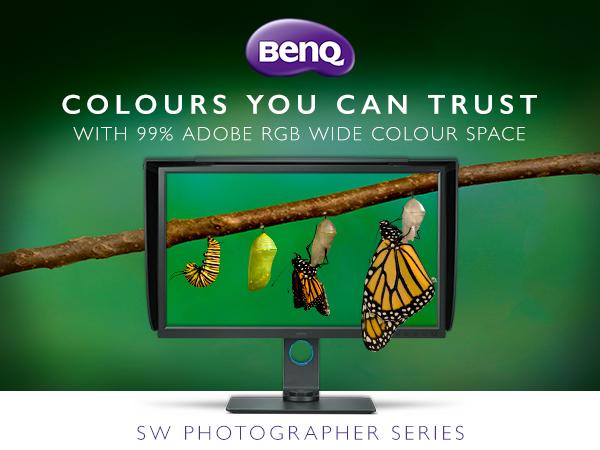 benq monitor for photo editing