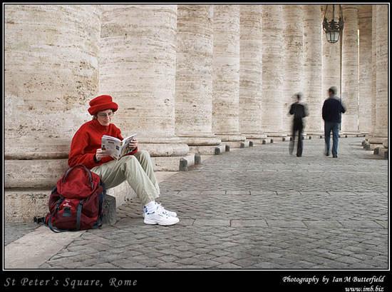 Rome, St Peter's Square