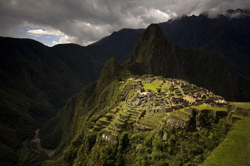 Machu Picchu by Steve Davey