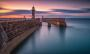 Thumbnail : Whitby Pier Sunset Shot Wins Photo Of The Week