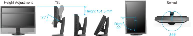 CG277 stand adjustment