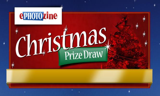 Christmas Prize Draw