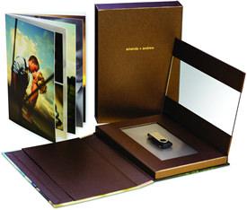 AsukaBook USB/Keepsake Presentation Books
