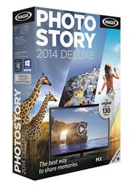MAGIX Photostory 2014 Deluxe