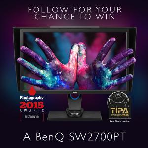 Win A BenQ SW2700PT Monitor!