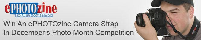 Win a camera strap