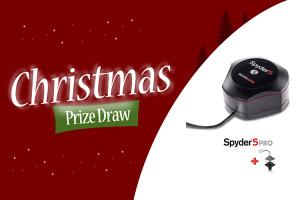 Win A Datacolor Spyder5PRO & SpyderCUBE!