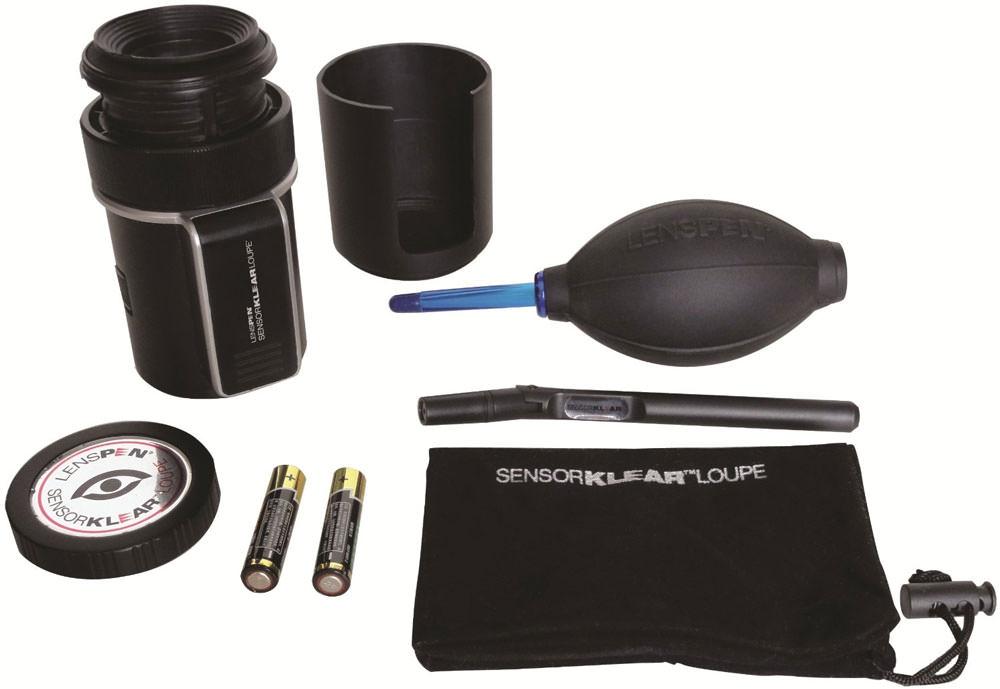 Lenspen SensorKlear Loupe Kits