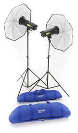 Lastolite Lumen8 flash kit