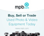 Thumbnail : Win A Monopod Or Backpack From mpb.com