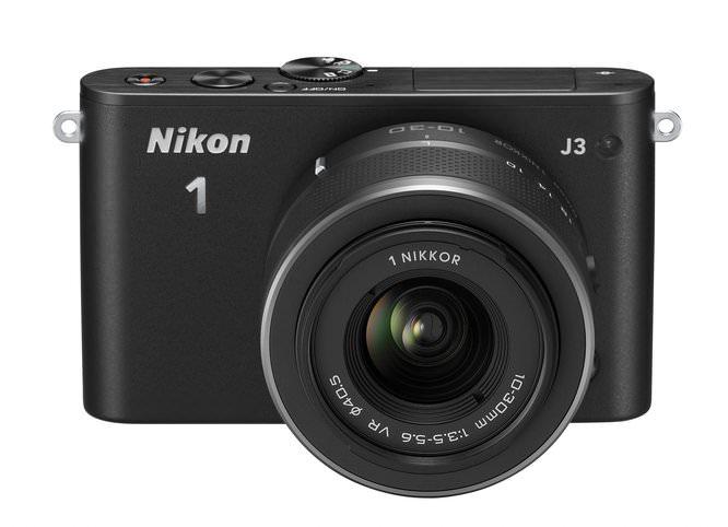 Nikon 1 J3 10 30 BK Frttop