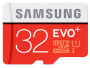 Thumbnail : Win A 32GB Evo Plus MicroSDXC Memory Card!