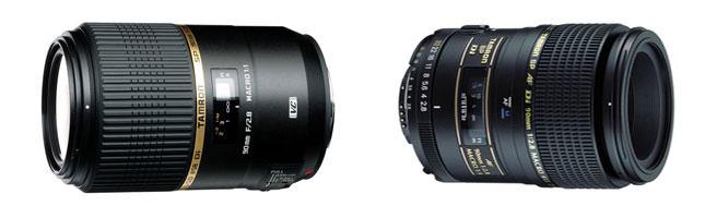 Tamron 90mm Macro Lens