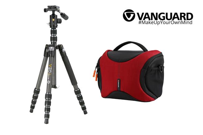 Win A Vanguard VEO 3T 265HCBP Tripod!