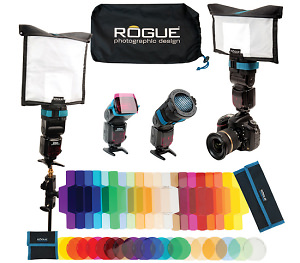 Win An ExpoImaging Rogue FlashBender 2 Portable Lighting Kit