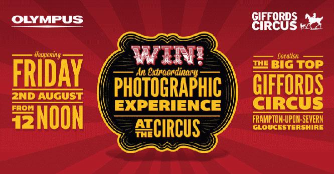 Olympus circus workshop