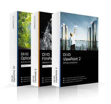 DxO Photo Suite Elite