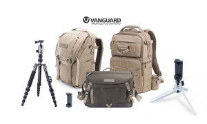 Win Vanguard Tripods & Bags In Our 'What Have You Photographed At Home?' Photography Competition
