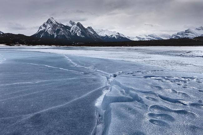 Winter Landscape Photography Dangers