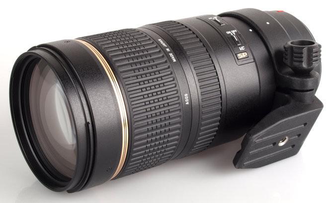 Tamron 70-200mm DI VC USD Lens