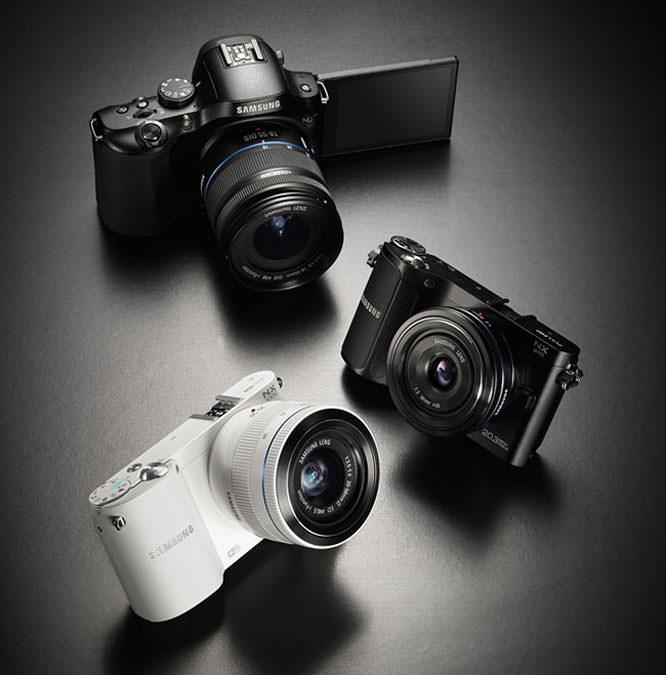 NX System Cameras
