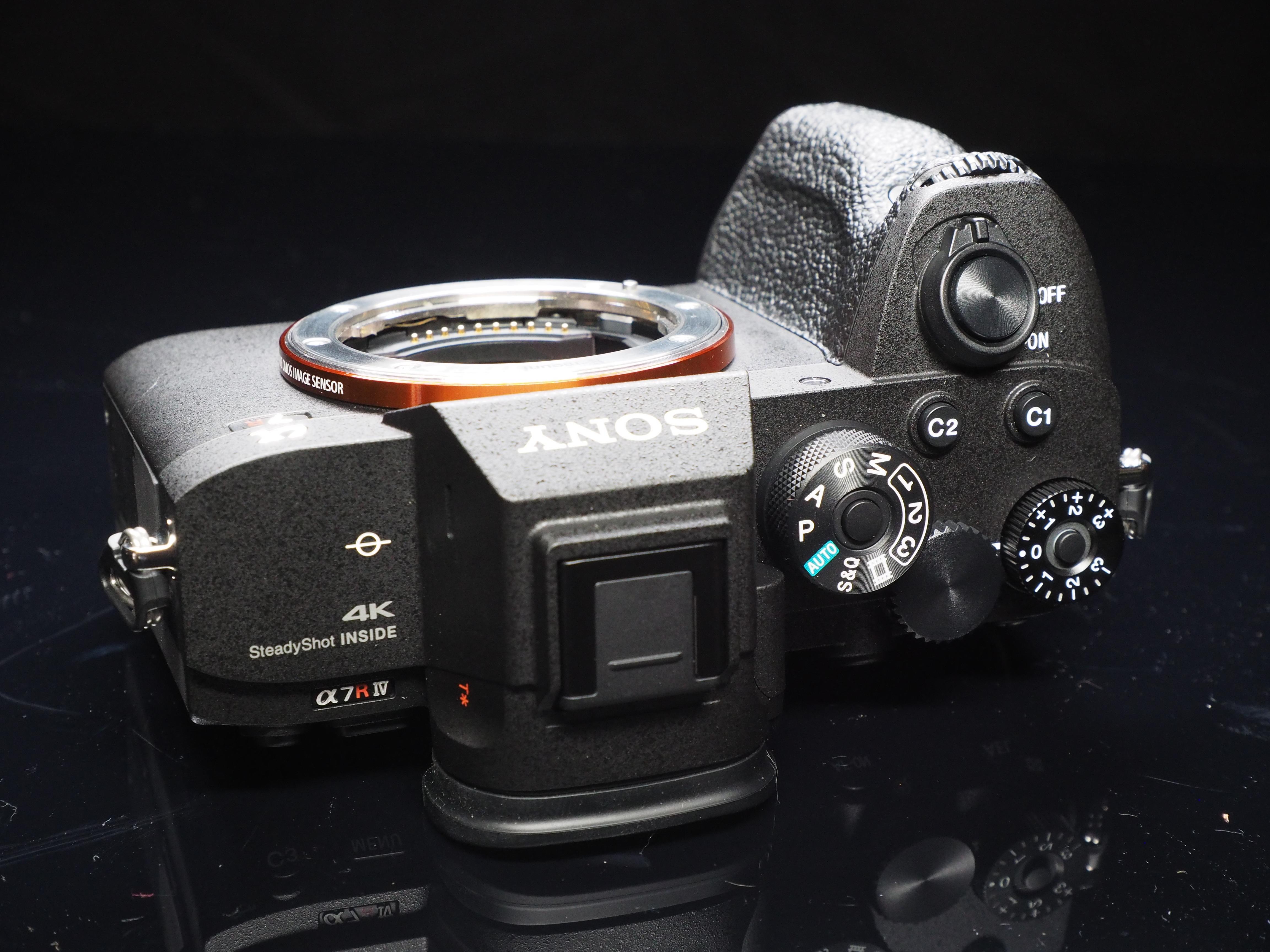 Sony Alpha A7r Iv World S First 61mp Full Frame Camera