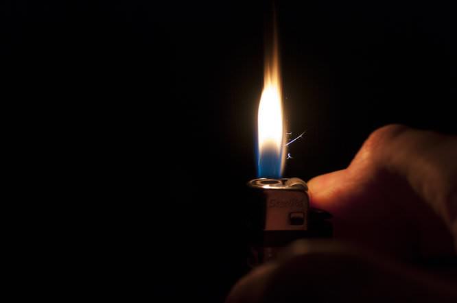 Nero Trigger 10 flame light sensor