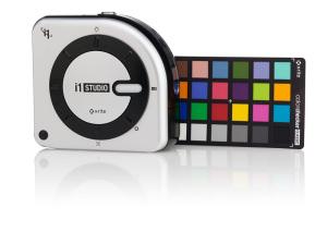 X-Rite Announces Its New i1Studio Colour Management Solution