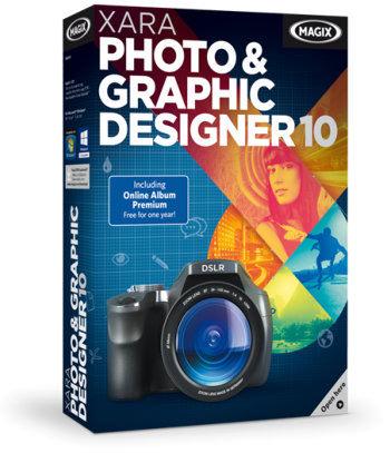 Xara Photo & Graphic Designer 10