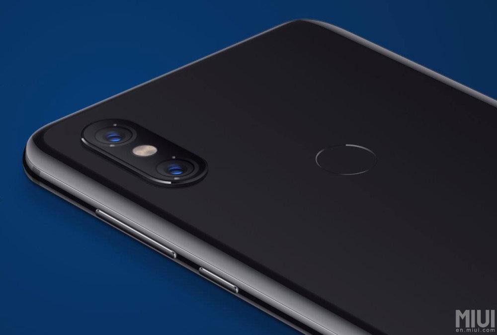 Xiaomi Mi Mix3 Cameras