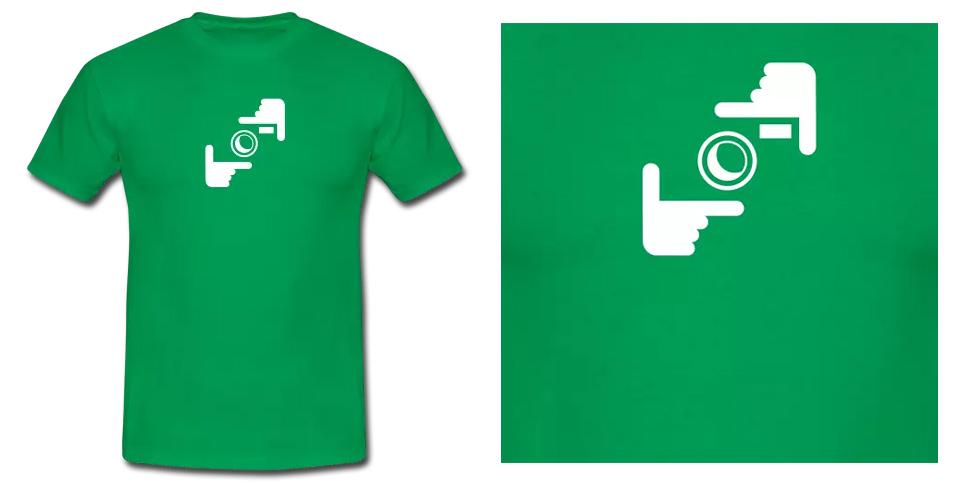 Men's T-Shirt - Frame It