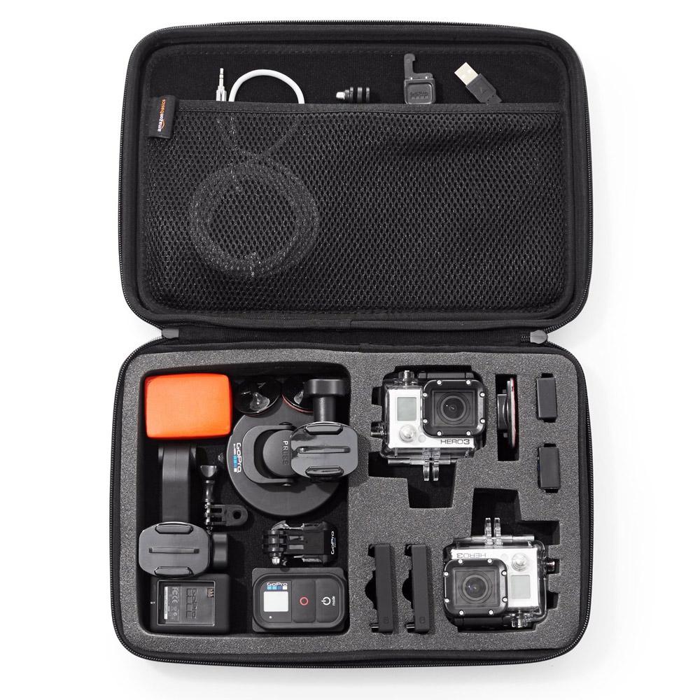 AmazonBasics GoPro Carrying Case - Large